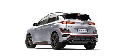 Immagine del retro di Nuova Hyundai KONA N