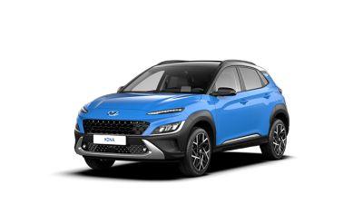Vrijstaande afbeelding Hyundai KONA
