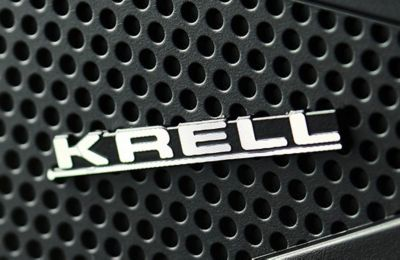 An image of the premium KRELL sound system inside the all-new Hyundai Tucson SUV.