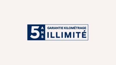 Garantie 5 ans kilométrage illimité Hyundai