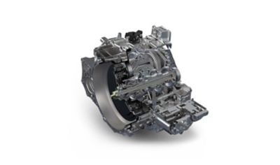 The N DCT 8-speed dual clutch transmission of the new high-performance Hyundai i30 N.
