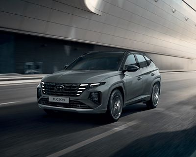 Vidéo de présentation du design du SUV compact Hyundai TUCSON Nouvelle Génération.
