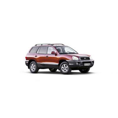 Pierwszy model Hyundai Santa Fe z 2000 roku