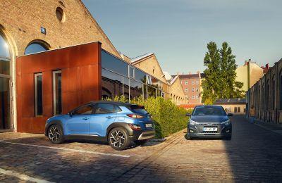 Chaque Hyundai embarque une foule de technologies, conçues pour protéger tous les occupants.