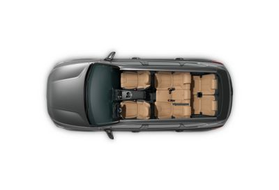 Immagine dall'alto della nuova piattaforma di Santa Fe Hybrid