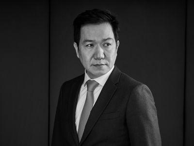 Immagine di SangYup Lee, Executive Vice President e Global Head dello Hyundai Design Center
