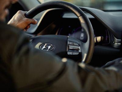 Nuova Hyundai IONIQ Electric.