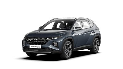 Vrijstaande afbeelding Hyundai Tucson Hybrid.