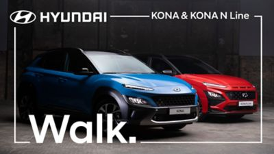 Walk-around of the new Hyundai Kona & Kona N Line