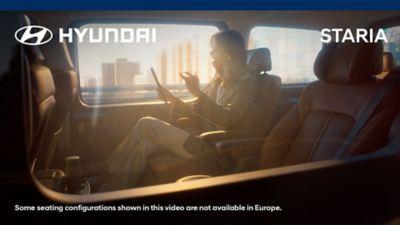 Vídeo del nuevo Hyundai STARIA.