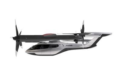 Hyundai' S-A1 concept Personal Air Vehicles (PAV) for Urban Air Mobility seats 5.