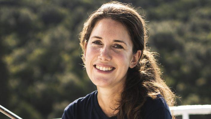 Veronika Mikos, Director of Healthy Seas