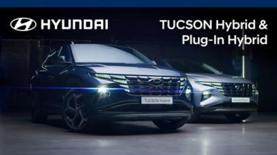 Walkaround video of the Hyundai TUCSON Hybrid and Plug-in Hybrid.