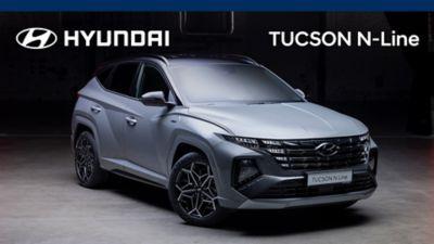Walkaround video of the Hyundai TUCSON N Line.