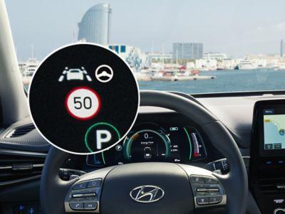 Avviso intelligente di limite di velocità (ISLW).
