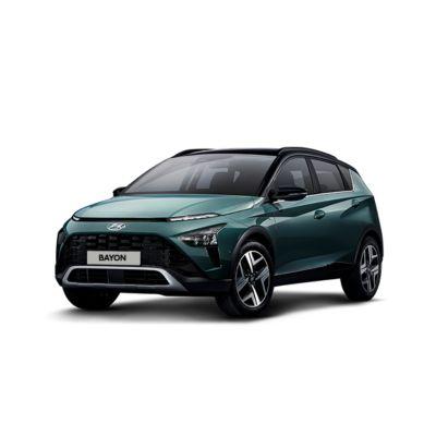 Vrijstaande afbeelding Hyundai BAYON