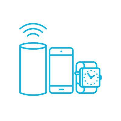 Imagen de dispositivos conectados.