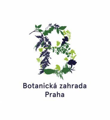 logo botanická zahrada