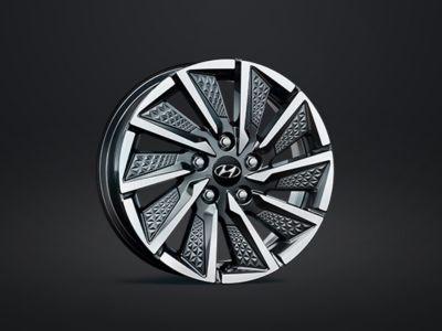 """Cerchi in lega da 16"""" di Nuova Hyundai IONIQ Electric."""