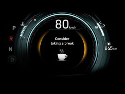Driver Attention Warning (DAW).