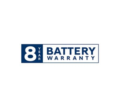 Hyundai gives you an eight year battery warranty