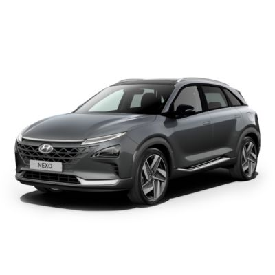 Cutout image of the Hyundai Nexo