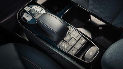 Freno di stazionamento elettronico di nuova Hyundai IONIQ Electric dotato di Auto Hold.
