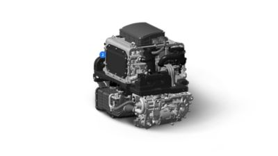Stap 2 van het brandstofcelsysteem van Hyundai
