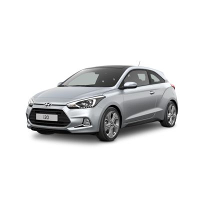 Cutout image of the Hyundai I20 Coupe