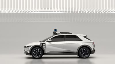 Photo showing Hyundai's newest product or innovation.
