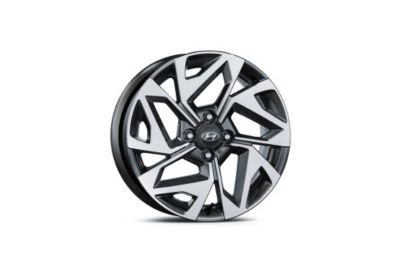 The All-New Hyundai i10 N Line wheel