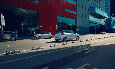 The All-New Hyundai i10 N Line driving