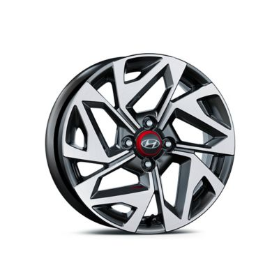 The All-New Hyundai i10 N Line wheel