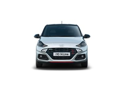 The All-New Hyundai i10 N Line front bumper