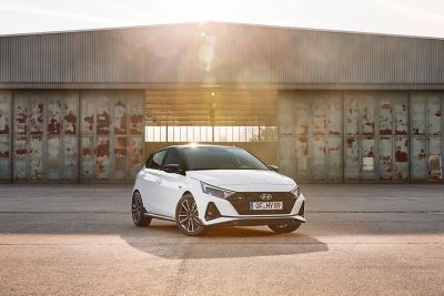 Video showcasing the highlights of the all-new Hyundai i20 n Line