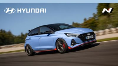 Film przedstawiający nowego Hyundaia i20 N.