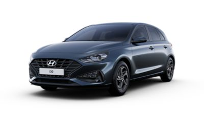 Cutout image of the Hyundai i30