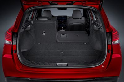 Image of the new i30 N Line wagon load space