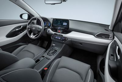 image of the new Hyundai i30 interior