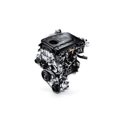Imagen del motor diésel 1.6 GDi del nuevo Hyundai i30 cw.