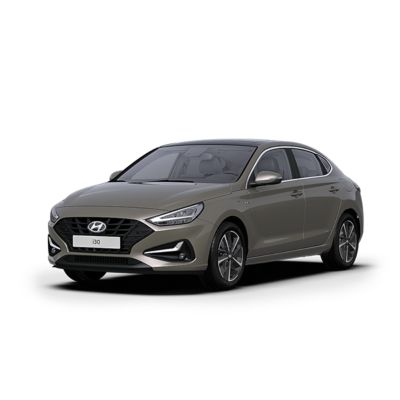 Cutout image of the Hyundai i30 Fastback