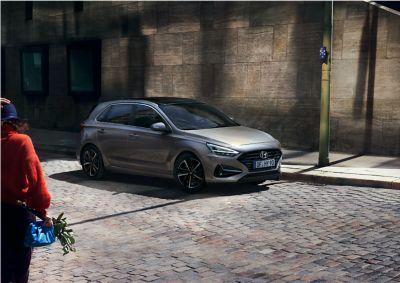 Nowy Hyundai i30 Hatchback dostępny w wyprzedaży.