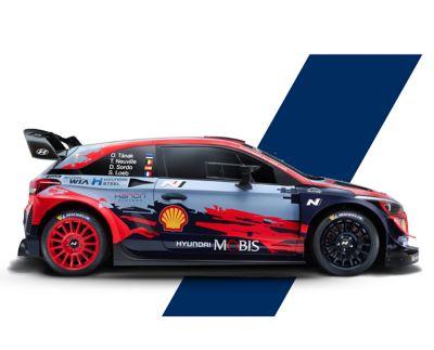 Ikonka i20 Coupe WRC