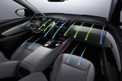 Technologia Multi-Air Mode w nowym kompaktowym SUV-ie Hyundai Tucson