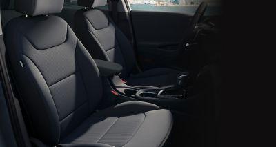 Hyundai IONIQ Hybrid - wnętrze Fossil Grey.