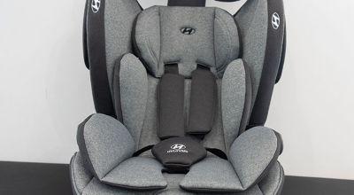 Detail na sedátko autosedačky Premium Isofix
