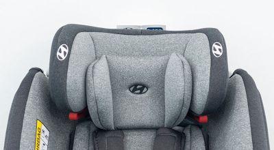 Pohled na opěrátko hlavy autosedačky One360
