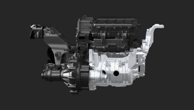 Il motore elettrico di Nuova Hyundai Kona Electric.