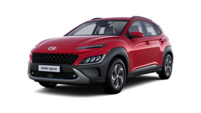 New Hyundai Kona Hybrid clearcut