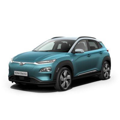 Cutout image of the Hyundai Kona Electric